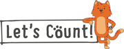 Lets count logo homepage
